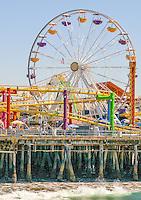Santa Monica & Malibu Stock Photos