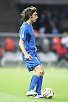 09 July 2006: Andrea Pirlo (ITA).  Italy defeated France in a penalty kick shoot-out at the Olympiastadion in Berlin, Germany in match 64, the championship game, of the 2006 FIFA World Cup Finals.