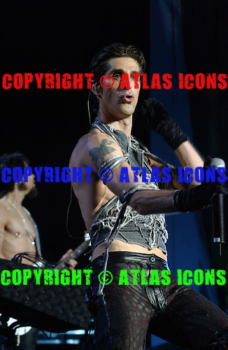 "JANE""S ADDICTION,  Lollapalooza Festival 2003,.Photo Credit: Eddie Malluk/Atlas Icons.com"