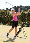 Liz McKinnon. NZ Speedgolf Open, Whitford Park Golf Club, Whitford, Auckland, New Zealand. Photo: Simon Watts/www.bwmedia.co.nz/NZGolf