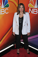 13 May 2019 - New York, New York - Mariska Hargitay at the NBC 2019/2020 Upfront, at the Four Seasons Hotel. Photo Credit: LJ Fotos/AdMedia