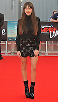 Zara Martin at the Empire Live &quot;Swiss Army Man&quot; and &quot;Imperium&quot; double bill film premieres, The O2, Peninsula Square, London, England, UK, on Friday 23 September 2016.<br /> CAP/CAN<br /> &copy;CAN/Capital Pictures /MediaPunch ***NORTH AND SOUTH AMERICAS ONLY***