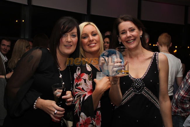 Helen Dunne, Jojo Reilly and Susan Jackson in Bru...(Photo credit should read Jenny Matthews www.newsfile.ie)....This Picture has been sent you under the conditions enclosed by:.Newsfile Ltd..The Studio,.Millmount Abbey,.Drogheda,.Co Meath..Ireland..Tel: +353(0)41-9871240.Fax: +353(0)41-9871260.GSM: +353(0)86-2500958.email: pictures@newsfile.ie.www.newsfile.ie.