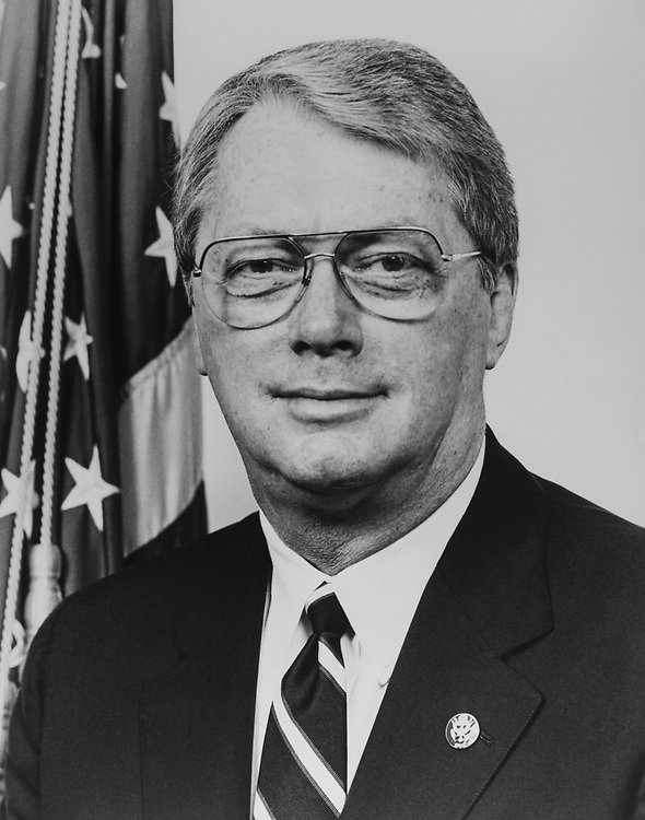 Portrait of Rep. Jim Bunning, R-Ky. (Photo by CQ Roll Call via Getty Images)