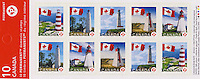 PRODUCT: Stamp<br /> TITLE: Cap Lumiere Lighthouse<br /> CLIENT: Canada Post
