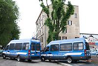 Milano, Sgombero della palazzina occupata in Ripa di Porta Ticinese 83