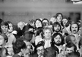 26/08/1980 Everton v Blackpool League Cup 2nd Round 1st Leg .Blackpool fans....© Phill Heywood.