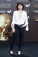 Anna Castillo attends to the premiere of 'La Peste' at Callao Cinemas in Madrid, Spain. January 11, 2018. (ALTERPHOTOS/Borja B.Hojas) /NortePhoto.com NORTEPHOTOMEXICO