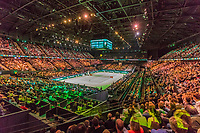 ABNAMRO World Tennis Tournament, 14 Februari, 2018, Rotterdam, The Netherlands, Ahoy, Tennis, Overall view Arena<br /> <br /> Photo: www.tennisimages.com