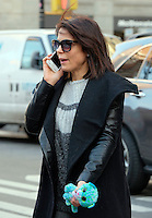 www.acepixs.com<br /> <br /> February 3 2017, New York City<br /> <br /> TV personality Bethenny Frankel picks up her daughter Bryn Hoppy from school in Downtown Manhattan on February 3 2017 in New York City<br /> <br /> By Line: Curtis Means/ACE Pictures<br /> <br /> <br /> ACE Pictures Inc<br /> Tel: 6467670430<br /> Email: info@acepixs.com<br /> www.acepixs.com