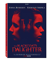 The Blackcoat's Daughter (2015)<br /> (February)<br /> DVD COVER ART<br /> *Filmstill - Editorial Use Only*<br /> CAP/FB<br /> Image supplied by Capital Pictures