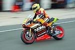 hertz british grand prix during the world championship 2014.<br /> Silverstone, england<br /> August 28, 2014. <br /> FP MotoGP<br /> Box<br /> aleix espargaro<br /> PHOTOCALL3000/ RME