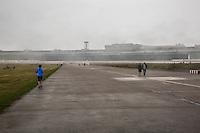 Berlino Berlin aeroporto parco Tempelhof