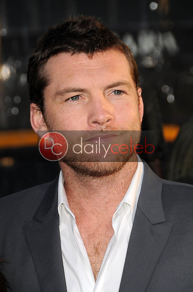 """Sam Worthington<br /> at the """"Clash Of The Titans"""" Los Angeles Premiere, Chinese Theater, Hollywood, CA. 03-31-10<br /> David Edwards/DailyCeleb.com 818-249-4998"""