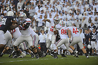07 November 2009:  Ohio State QB Terrelle Pryor (2)..The Ohio State Buckeyes defeated the Penn State Nittany Lions 24-7 at Beaver Stadium in State College, PA..