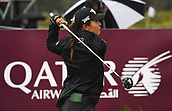 1st October 2017, Windross Farm, Auckland, New Zealand; LPGA McKayson NZ Womens Open, final round;  New Zealand's Lydia Ko tees off on the 10th