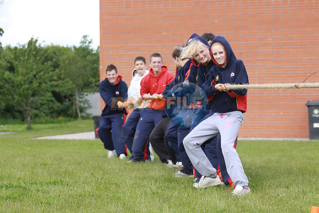 Scoil Ui Mhuiri Sports Day...Photo: Fran Caffrey/www.newsfile.ie...