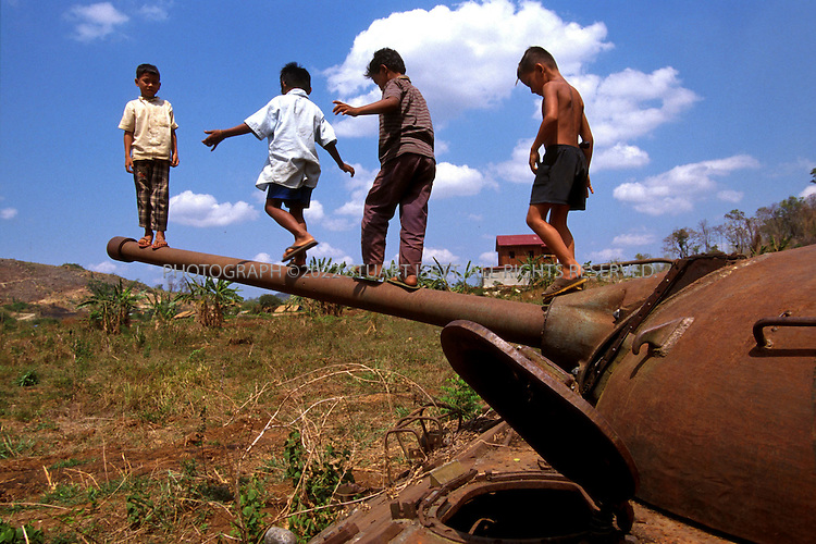 Khmer Rouge. Pailin, Cambodia. March, 1999..Photograph by Stuart Isett. .All photographs ©2001 Stuart Isett. All rights reserved.