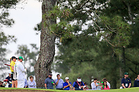 Olivia Mehaffey (NIR) during the final  round at the Augusta National Womans Amateur 2019, Augusta National, Augusta, Georgia, USA. 06/04/2019.<br /> Picture Fran Caffrey / Golffile.ie<br /> <br /> All photo usage must carry mandatory copyright credit (© Golffile | Fran Caffrey)