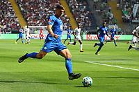 Mario Gomez (VfL Wolfsburg) - 26.08.2017: Eintracht Frankfurt vs. VfL Wolfsburg, Commerzbank Arena, 2. Spieltag Bundesliga