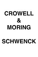 Crowell & Moring Schwenck