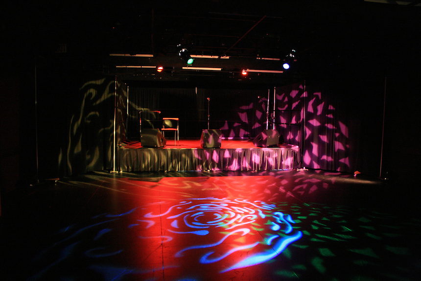Cabaret, Little Building, theater, theatre, equipment, lighting
