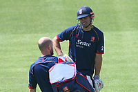Alastair Cook of Essex looks on during Essex Eagles vs Kent Spitfires, Royal London One-Day Cup Cricket at The Cloudfm County Ground on 6th June 2018