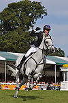 Caroline Powell riding Lenamore