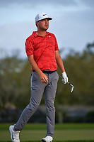 Keith Mitchell (USA) watches his tee shot on 14 during round 3 of the Arnold Palmer Invitational at Bay Hill Golf Club, Bay Hill, Florida. 3/9/2019.<br /> Picture: Golffile | Ken Murray<br /> <br /> <br /> All photo usage must carry mandatory copyright credit (&copy; Golffile | Ken Murray)