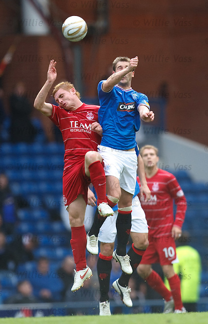 Fraser Fyvie and Kevin Thomson