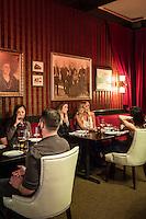 Mattei's Tavern, Los Olivos, California.