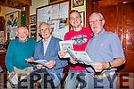 l-r  Pat O'Connor, Tim Lynch, Brian O'Shea and John Mansell. enjoying the Na Gaeil Clubhouse: Annual Race Night on Saturday