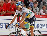 Alberto Contador during the stage of La Vuelta 2012 between La Robla and Lagos de Covadonga.September 2,2012. (ALTERPHOTOS/Acero) /NortePhoto.com<br /> <br /> **CREDITO*OBLIGATORIO** <br /> *No*Venta*A*Terceros*<br /> *No*Sale*So*third*<br /> *** No*Se*Permite*Hacer*Archivo**<br /> *No*Sale*So*third*