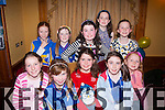 Comogie girls<br /> ----------------<br /> Enjoying the Tralee Parnells Hurling&amp;Comogie club annual prize night in the Meadowlands hotel,Tralee last Friday night in which the kids got to meet the Kilkenny senior hurling manager Brian Cody