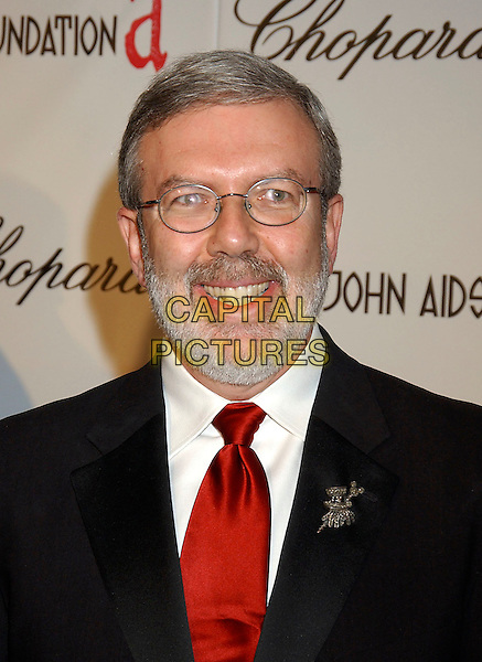 LEONARD MATLIN.Sir Elton John hosts his 13th Annual Academy Awards (Oscars) Viewing Party to raise funds for the Elton John AIDS Foundation held at the Pacific Design Centre, West Holllywood, California, USA,.27th February 2005..portrait headshot lenard lenord leonord beard glasses.Ref: ADM.www.capitalpictures.com.sales@capitalpictures.com.©Laura Farr/AdMedia/Capital Pictures .