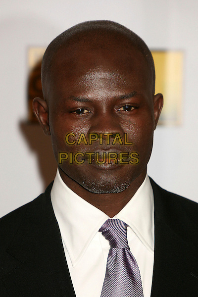 DJIMON HOUNSOU.At The 12th Annual Broadcast Film Critics Choice Awards held at The Santa Monica Civic Auditorium in Santa Monica, California, LA, USA, January 12th 2007. .portrait headshot.CAP/ADM/BP.©Byron Purvis/AdMedia/Capital Pictures.