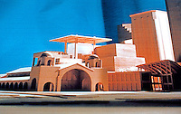 Rob Quigley: San Diego Library Project, 1997.
