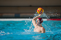 STANFORD, CA - October 9, 2010: Jacob Smith during a water polo game against USC in Stanford, California. Stanford beat USC 5-3.