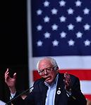 Senator Bernie Sanders and DNC Chair Tom Perez Hold Rally In Miami
