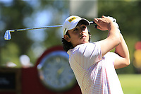 Gavin Green (MAS) tees off the 6th tee during Sunday's Final Round 4 of the 2018 Omega European Masters, held at the Golf Club Crans-Sur-Sierre, Crans Montana, Switzerland. 9th September 2018.<br /> Picture: Eoin Clarke | Golffile<br /> <br /> <br /> All photos usage must carry mandatory copyright credit (&copy; Golffile | Eoin Clarke)