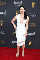 LOS ANGELES - MAR 16:  Jeanine Mason at the 39th College Television Awards at the Television Academy on March 16, 2019 in North Hollywood, CA