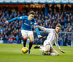 Josh Windass and Marcus Fraser
