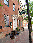 Washington DC; USA: Alexandria's Old Town, historic Gadsby's Tavern and Museum.Photo copyright Lee Foster Photo # 34-washdc79429