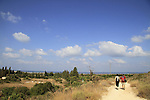 Israel, Nahal Sfunim in the Carmel