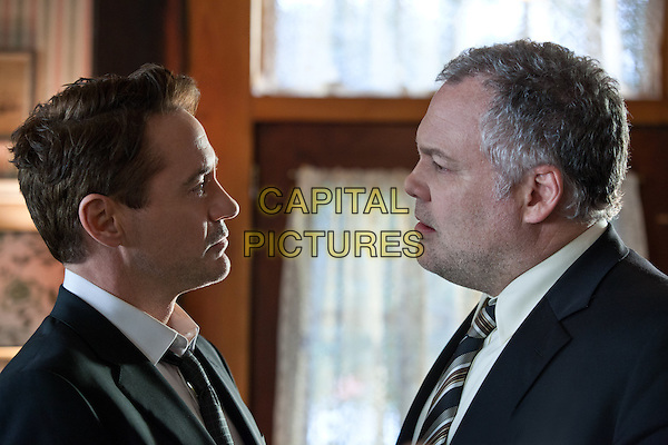Robert Downey Jr., Vincent D'Onofrio<br /> in The Judge (2014)<br /> *Filmstill - Editorial Use Only*<br /> CAP/NFS<br /> Image supplied by Capital Pictures