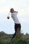Day one of the Irish PGA championship at Seapoint Golf Club,  Scott Wilson from Royal Tara Golf club...Picture Jenny Matthews/Newsfile.ie