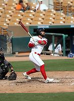 Ka'ai Tom - Glendale Desert Dogs - 2017 Arizona Fall League (Bill Mitchell)