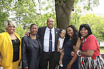 """Irving A. Tonge - Honoree - Grandparents Around the World Productions, Inc. """"Bridging the Gap between Seniors and Youth"""" founded by Evern Gillard-Randolph (and is CEO) which presented The Grandparents Ball on May 16, 2015 at the Andrew Freedman Mansion, Bronx, New York   (Photos by Sue Coflin/Max Photos)"""