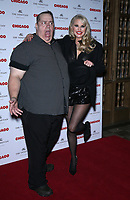 10 April 2019 - Las Vegas, NV - Paul Vogt, Christie brinkley. Christie Brinkley and the cast of the musical Chicago celebrate with afterparty at Chica at The Venetian Resort Las Vegas. Photo Credit: MJT/AdMedia