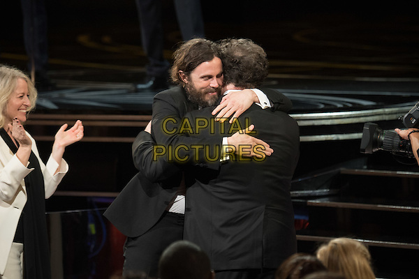 Casey Affleck at The 89th Oscars&reg; at the Dolby&reg; Theatre in Hollywood, CA on Sunday, February 26, 2017.<br /> *Editorial Use Only*<br /> CAP/PLF/AMPAS<br /> Supplied by Capital Pictures
